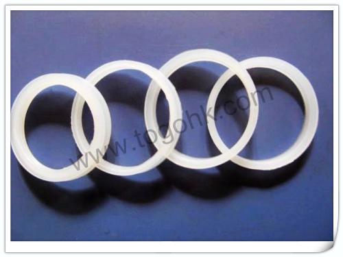Silicone o-ring gasket