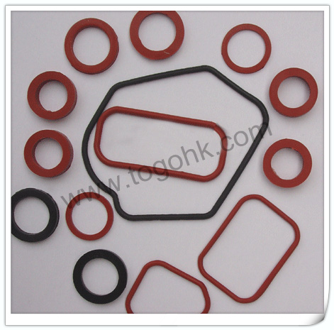 Silicone Rubber Ring Gasket