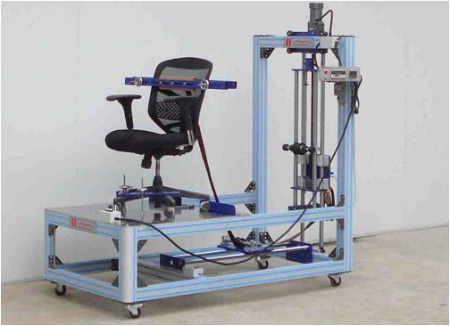 锦辉椅子结构强度试验机