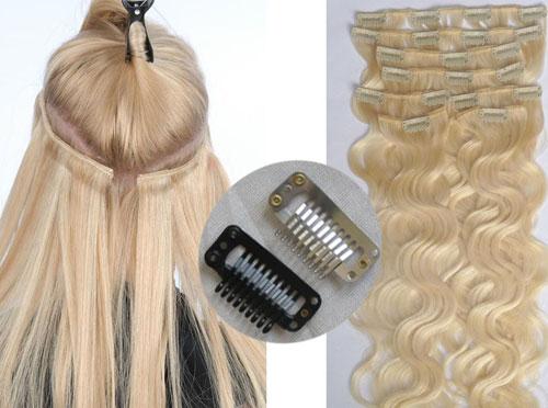 Как сделать искусственный волосы