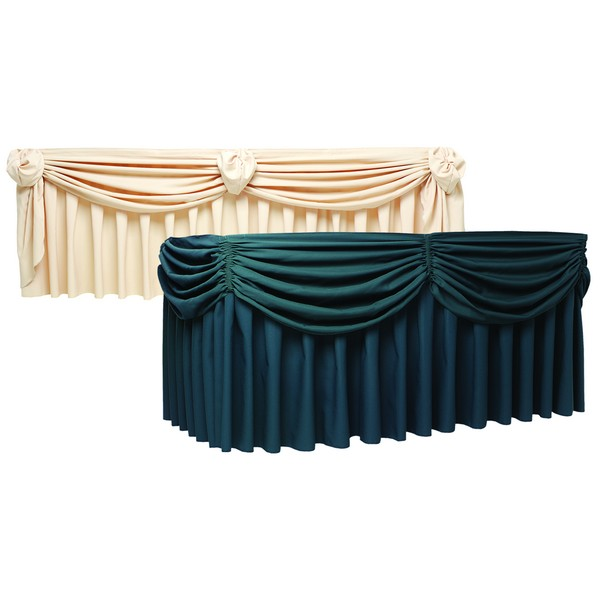 Superieur Wedding And Banquet Use Table Skirting