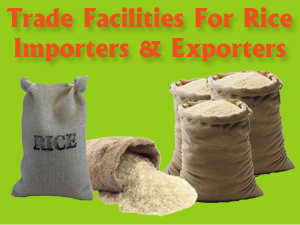 Get Trade Finance Facilities for Rice Traders