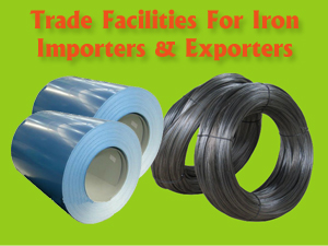 Get Trade Finance Facilities for Iron Traders