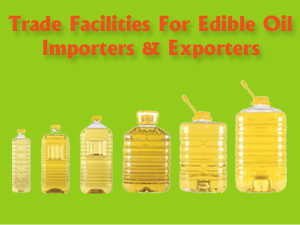 Trade Finance Facilities for Edible Oil Traders