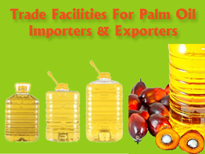 Get Trade Finance Facilities for Palm Oil Traders