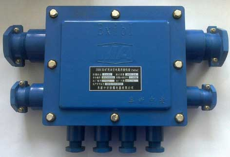 jhh系列矿用本安型电路用电缆接线盒