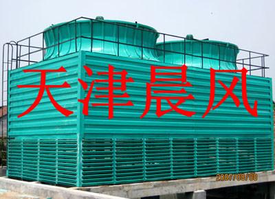 自然通风冷却塔使用的排气烟囱的高增长提供空气浮力