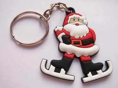 圣诞钥匙扣深圳圣诞钥匙扣制作,圣诞老人钥匙 价格:3.68元