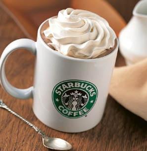 焕发星巴克咖啡杯 价格:3.2元