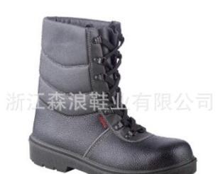 森浪神盾卫士6689高帮劳保鞋