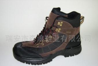 森浪优质防砸劳保鞋