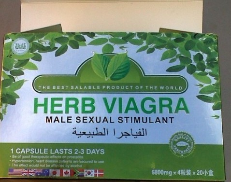 Fraud Herbal Viagra Company Seeking Investors