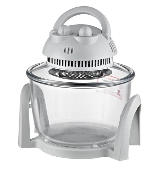 Countertop Convection Oven Round : Manufacturer 7L Electric Round Glass Convection Oven EL 710
