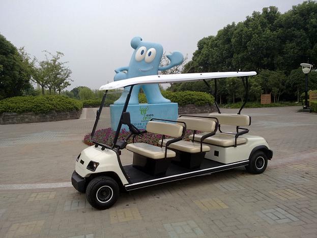 产品主要用于高尔夫球场,旅游风景区,度假 村,酒店,大型工厂,学校