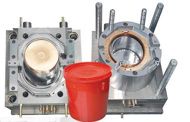 通用型塑料桶模具 价格:35000元/付