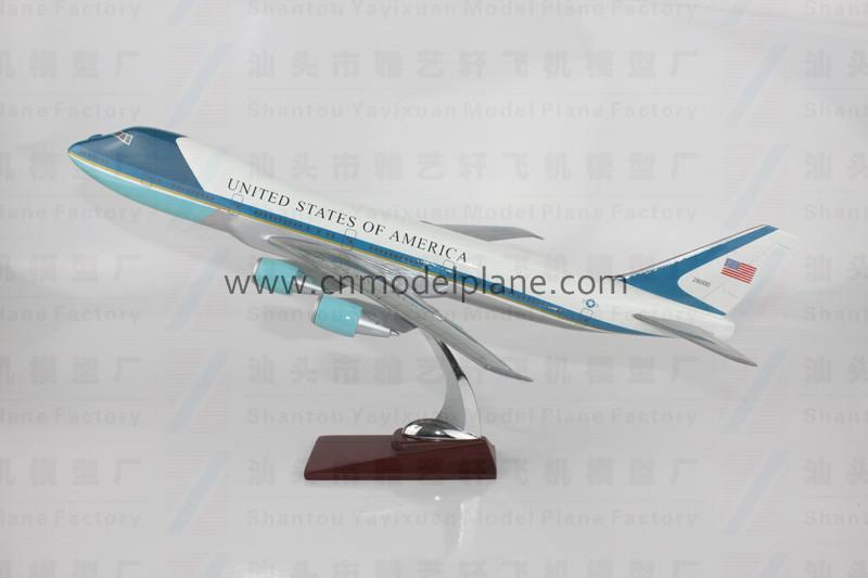 b747空军一号飞机模型 价格:288元/架