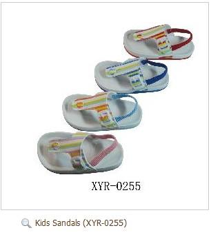 XYR-0255Kids Sandals