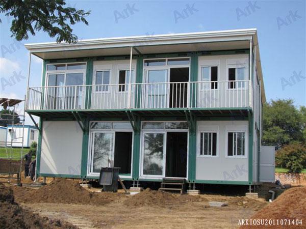 ark 办公室 预制活动房屋+集装箱房屋 价格:30000元