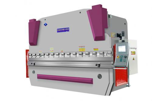wc67k-125/4000液压数控折弯机 价格:182000元图片