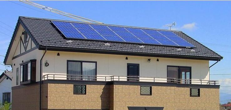 利峰lf太阳能光伏板 家庭光伏电站 太阳 价格:100000元/套