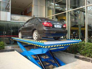 盛世巨力sjg汽车升降平台 价格:35000元图片