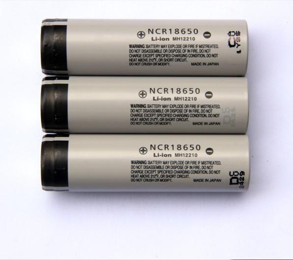 松下2900毫安ncr18650锂电池图片