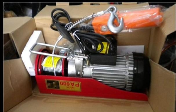 刘芳    电话:  15831253199       微型电动葫芦400公斤电动葫芦pa
