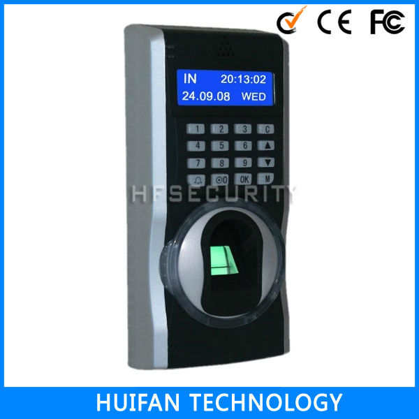 F5 Fingerprint Card Door Entry Control