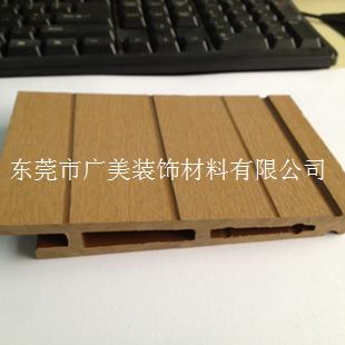 塑木复合材料用于室内外各种铺板