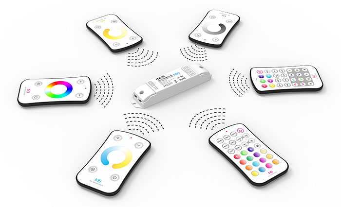 LED MINI touch controller