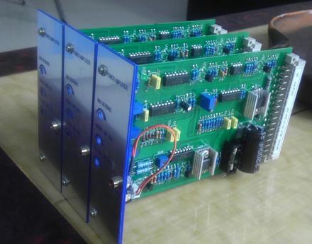 禁止带电源插或拔比例放大板. ●接线时注意事项 1.