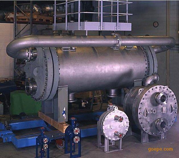 板壳式换热器属于间壁式换热器