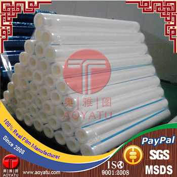 Transparent LDPE Adhesive Protection Film