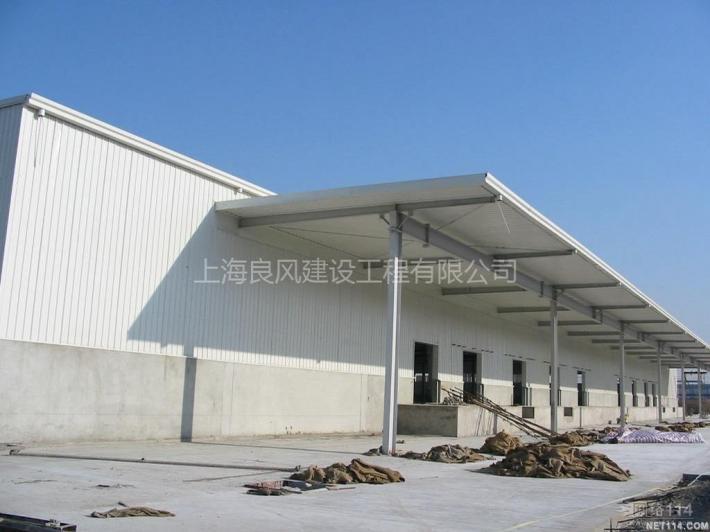 华良苏州钢结构雨棚价格