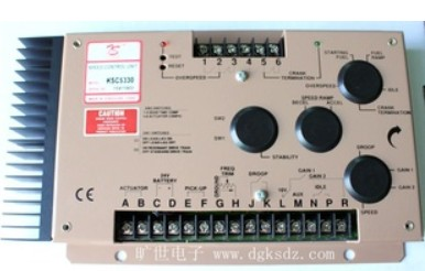 ksc5330发电机调速器