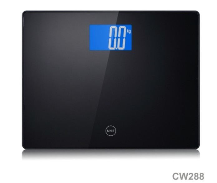 CW288 Bluetooth Bathroom Scale,connecting with IOS smart devices