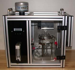 EN 374-3防护服耐化学液体渗透性能测试仪