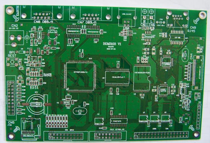 八层pcb电路板