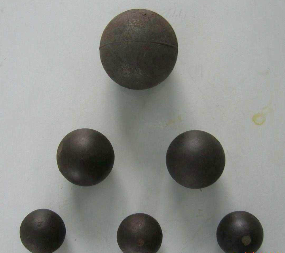 forged steel grinding ball for mine