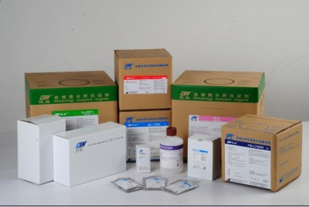 For SYSMEX hematology reagents series