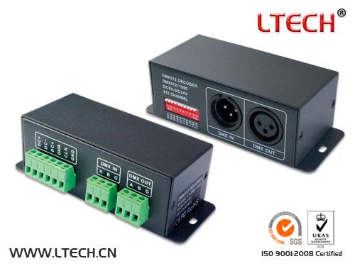 LT-8048 3CH CV DMX-PWM Decoder