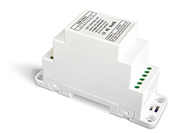 DIN-AMP-5A CV Power Repeater(DIN rail/Screw dual-u
