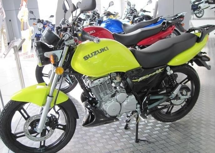 铃木en125摩托车 价格:1500元/辆