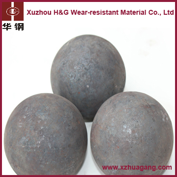 Cr12-26% forged ball for copper ore
