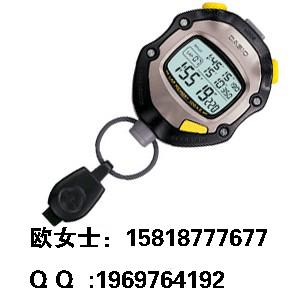 卡西欧hs-70电子秒表 价格:2235元/枚