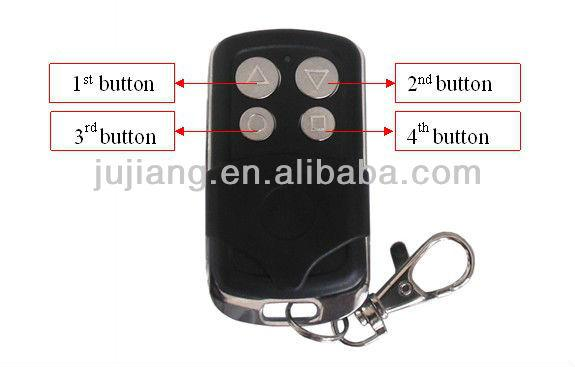Electronic Gate Opener Remote Control