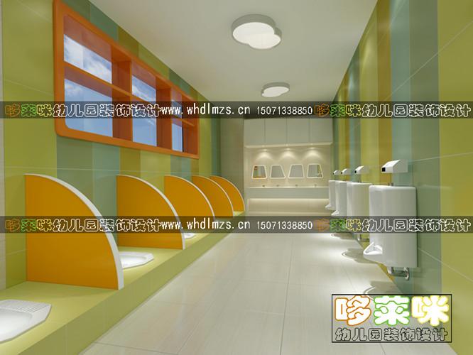 武漢哆萊咪幼兒園設計武漢幼兒園設計-幼兒園教室設計