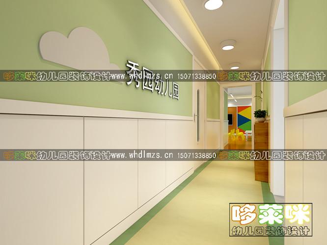 幼儿园圆形水管装饰图片