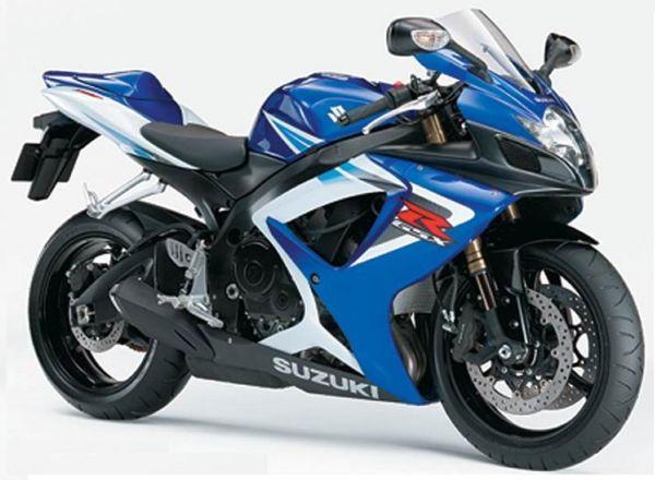 供应大排量铃木gsx-r750摩托车 价格:2500元