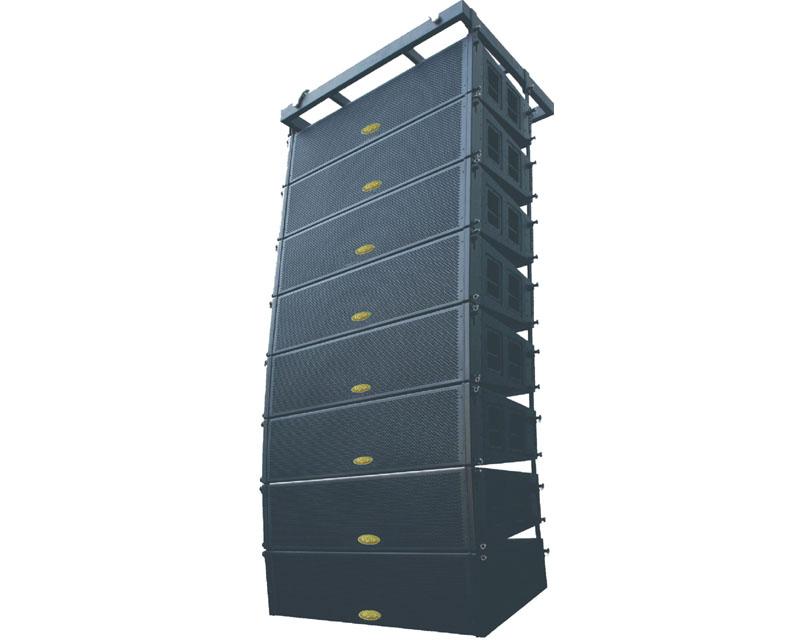 WSH-212中远程线阵音箱,远程音响扩声设备 价格:1元